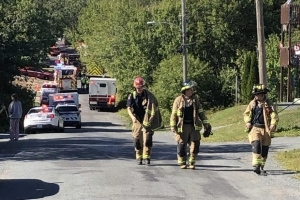 Chemical fears sparks all-out emergency response to Spryfield fire