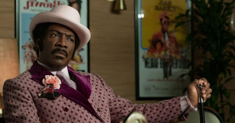 Eddie Murphy Explains His Return to the Spotlight with Dolemite: 'It's Time to Get Off the Couch'
