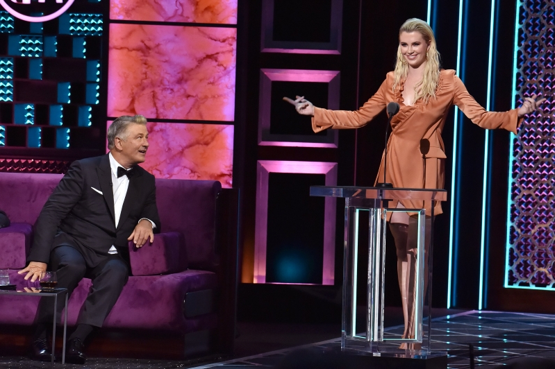 Ireland Baldwin Hilariously Grills Dad Alec with Joke About Mom Kim Basinger at Comedy Central Roast