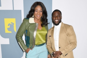 Kevin Hart is walking again following serious car accident