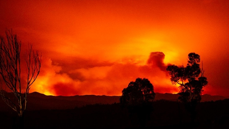 More than climate change driving Queensland fires, explain climatologists