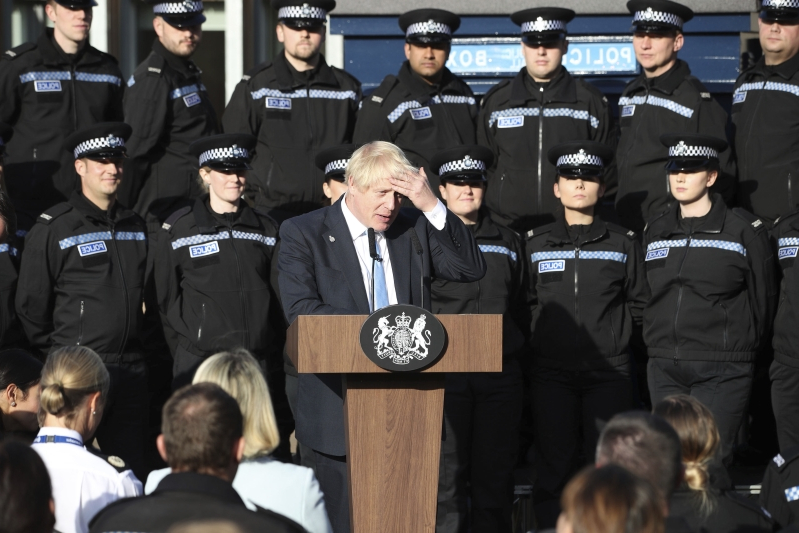 'The Trumpization of U.K. politics': Boris Johnson is busting political norms