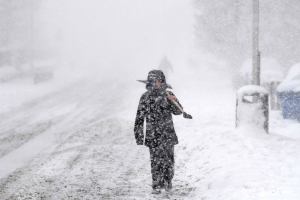 UK could be hit by another 'Beast from the East' this winter
