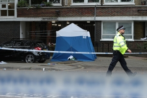 Young mother one of two victims killed less than a mile apart in north London