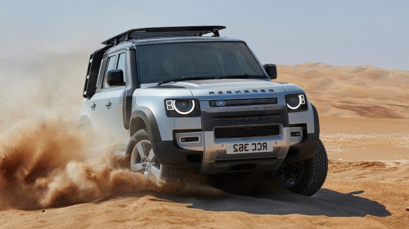 2020 Land Rover Defender First Look Review: Next-Gen Off-Road SUV Revealed at Last!