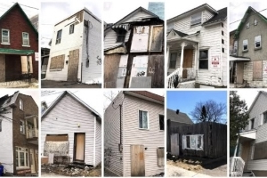 Gatineau residents frustrated by Old Hull's abandoned homes