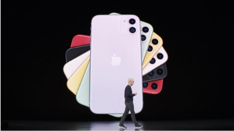 Technology: iPhone 11 camera can take slow motion selfie
