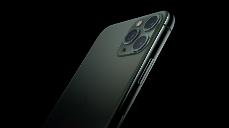 iPhone 11 Pro and Pro Max: Three rear cameras and night mode, starting at $999