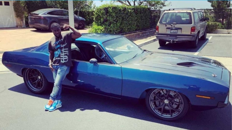 Enthusiasts: Kevin Hart's Plymouth 'Cuda Fate Not Pretty