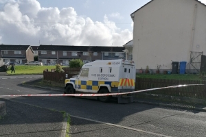 Londonderry bomb: Device found in Creggan 'was New IRA attempt to kill police officers'