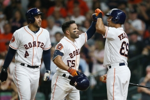 MLB Postseason Picture: Dodgers on the brink of NL West title while Astros keep bashing
