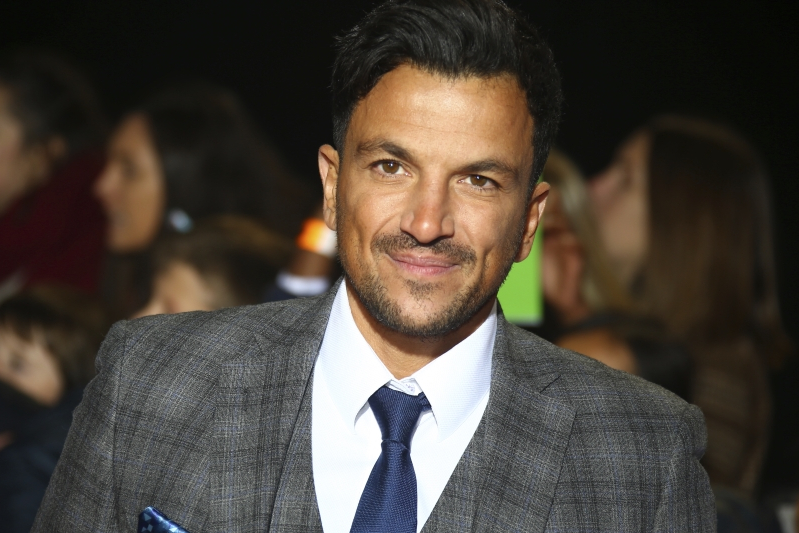 Peter Andre's son Junior insults him on social media - details