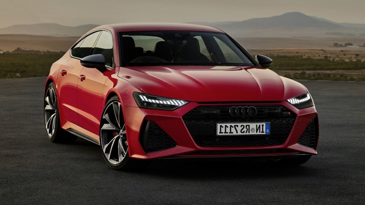 The 2020 Audi RS7 Sportback Is a 591-HP Monster