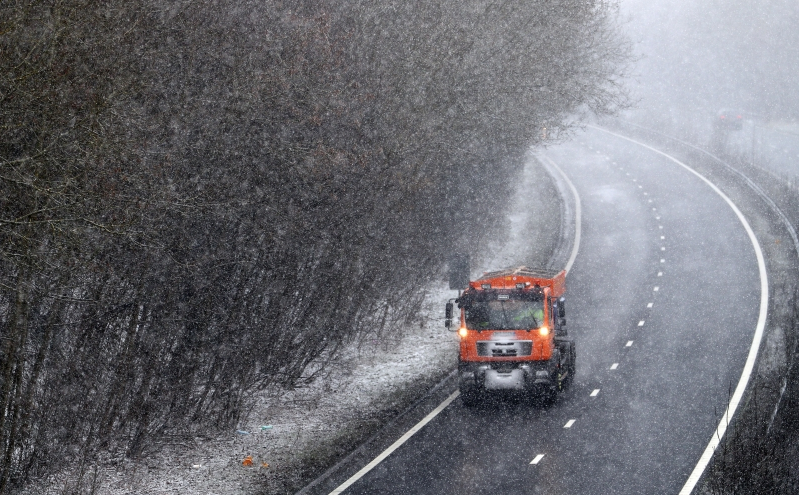 What is the 'Beast from the East'? Storm set to return to UK this winter bringing freezing temperatures