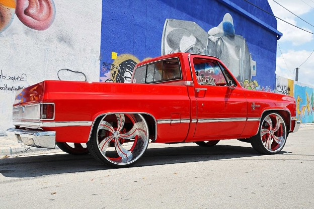 Enthusiasts: What Makes This Custom 1984 Chevy C10 One of
