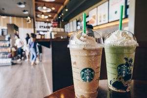 Why Starbucks Coffee Sizes Aren't Small, Medium, and Large
