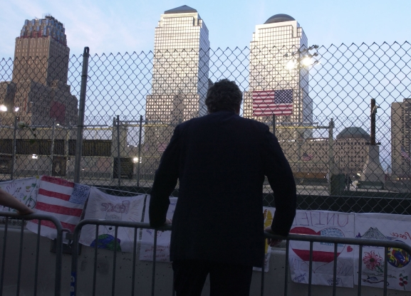 A haunting glimpse of Ground Zero: Doctor who raced to the scene on 9/11 reveals never-before-seen images of the clean-up after nearly 3,000 people died in terror attacks 18 years ago tomorrow