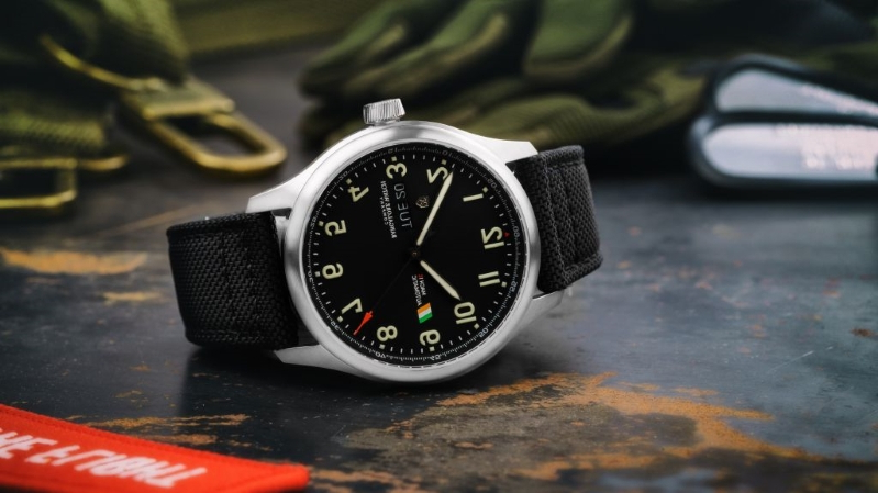 Bangalore Watch Company's MiG 21-inspired watch a tribute to IAF