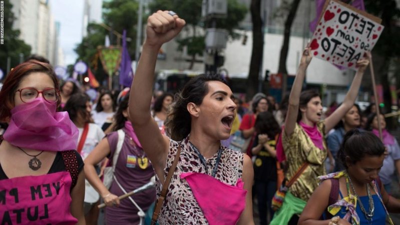 Brazil: Sexual and physical violence against women on the rise