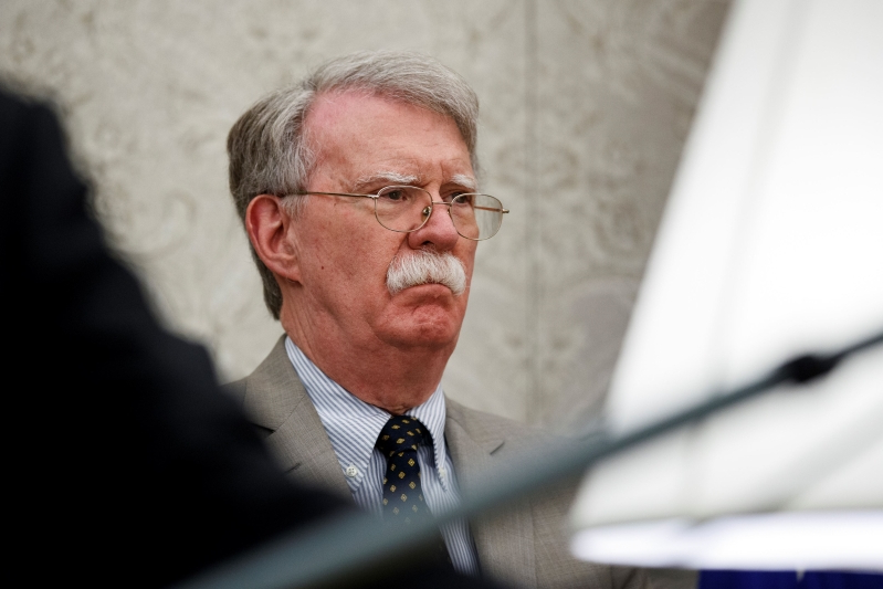 Breaking Point: How Trump and Bolton Finally Hit Their Limit