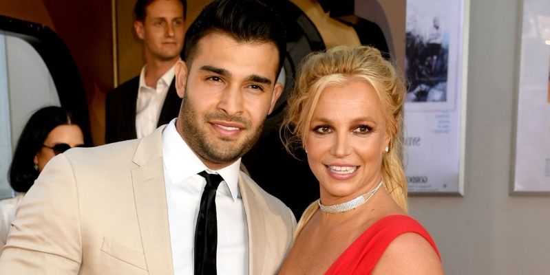 Britney Spears' Boyfriend Says She's His Fitness Inspiration