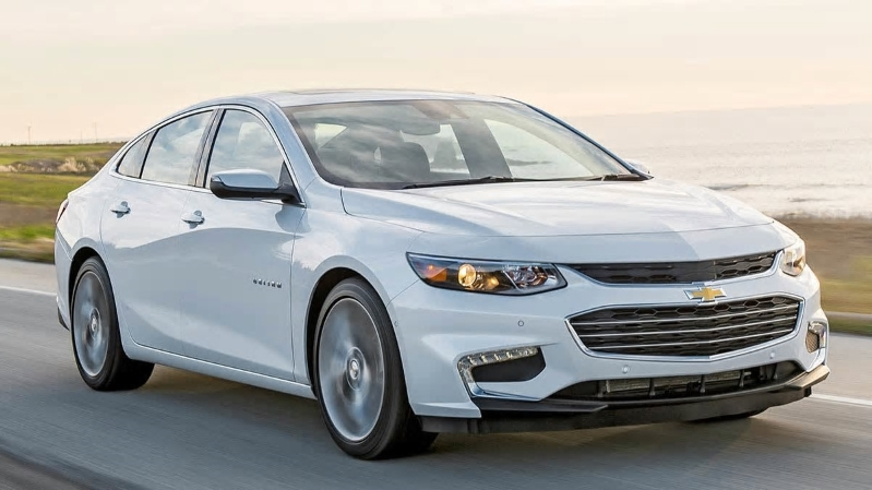 News: Chevrolet Malibu Recalled for Engine Problems