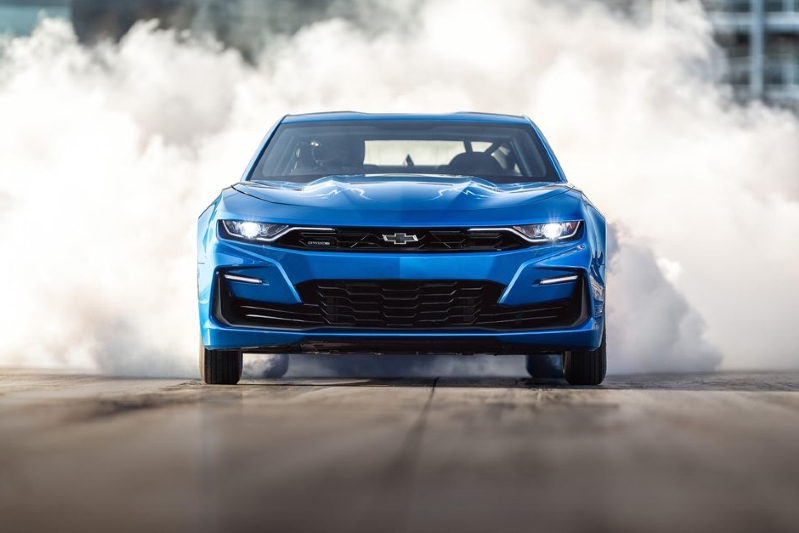 News: Chevy eCOPO Camaro electric drag racer never found a