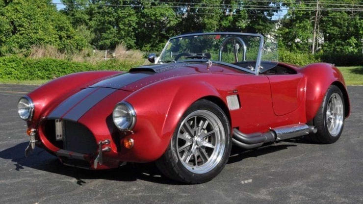 Enthusiasts: Coyote-Powered 1965 Cobra From Backdraft Racing