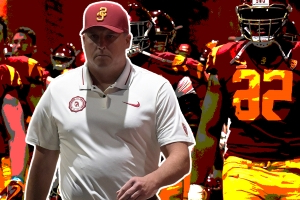 Despite 2-0 Start, Writing's Likely On the Wall for USC's Clay Helton | McMurphy's Law