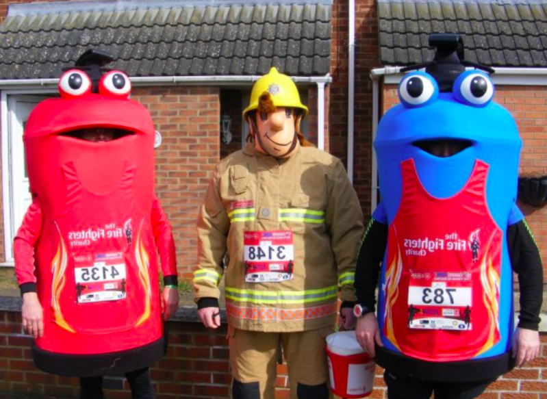 Fireman Sam axed as mascot and replaced with gender-neutral extinguishers because he 'isn't inclusive enough'