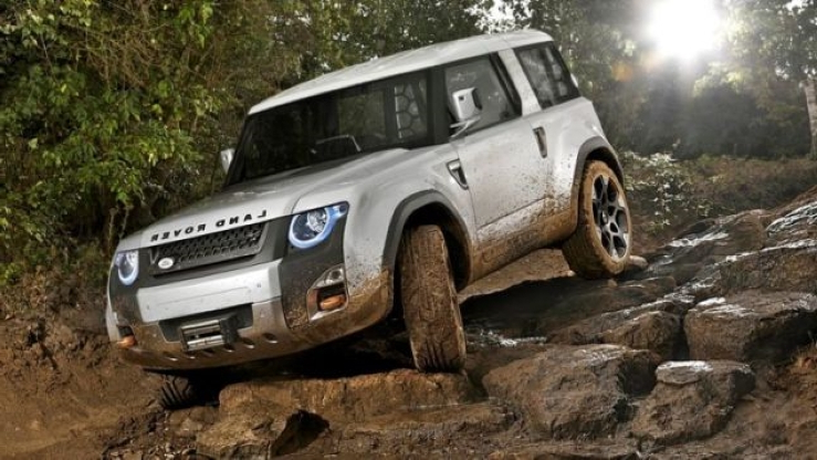 Here's How The 2020 Land Rover Defender Compares To The Concept Everybody Hated