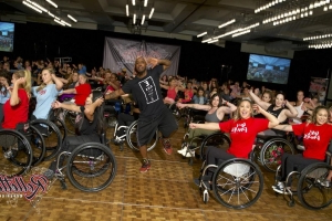 How This Wheelchair Dance Group Empowers Women and Girls Around the Globe