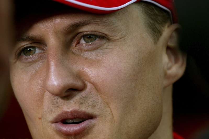 Michael Schumacher is now 'conscious' after undergoing stem-cell therapy at a Paris hospital