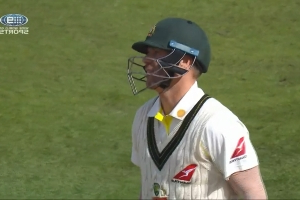 The awkward question about 'hurting' Warner