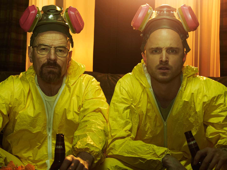 Why Fans Suspect Bryan Cranston Is in the Breaking Bad Movie After All
