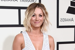 """Big Bang Theory""-Star Kaley Cuoco hat eine neue Hauptrolle!"