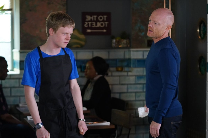 EastEnders' Bobby makes unsettling discovery about Ian