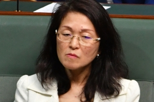 Gladys Liu would be 'scalped' if she wasn't a Liberal