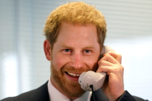 Prince Harry seals £1bn trade deal at 9/11 charity event