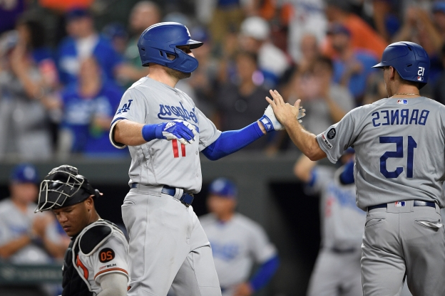 Villar's record-setting HR carries Orioles past Dodgers 7-3