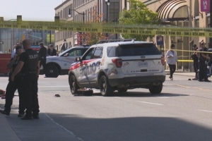 Assailant, victim dead after knife attack in Kingston, Ont.