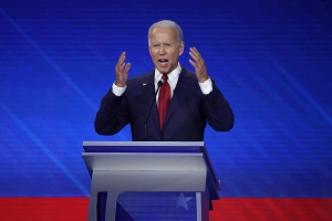 Biden: 'Nobody should be in jail for a nonviolent crime'