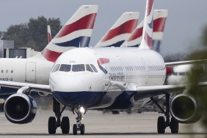 British Airways starts cancelling hundreds of flights ahead of next strike by pilots - just days after 195,000 passengers had their travel plans plunged into chaos by industrial action