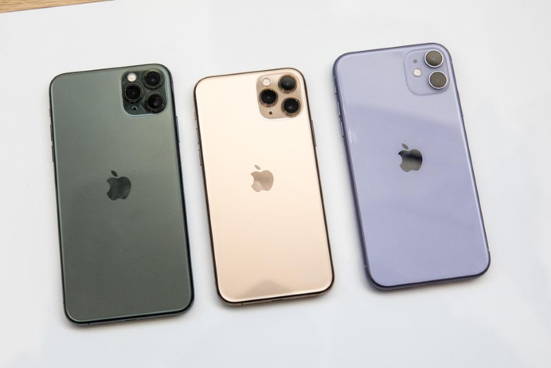 Technology iPhone 11, 11 Pro and 11 Pro Max specs vs