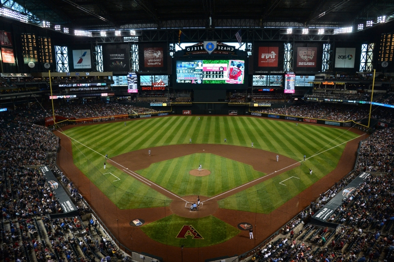 Report: D-backs have talked to Las Vegas about relocation