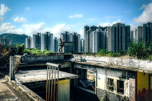 These Urban Explorers Are Keeping Hong Kong's Past Alive