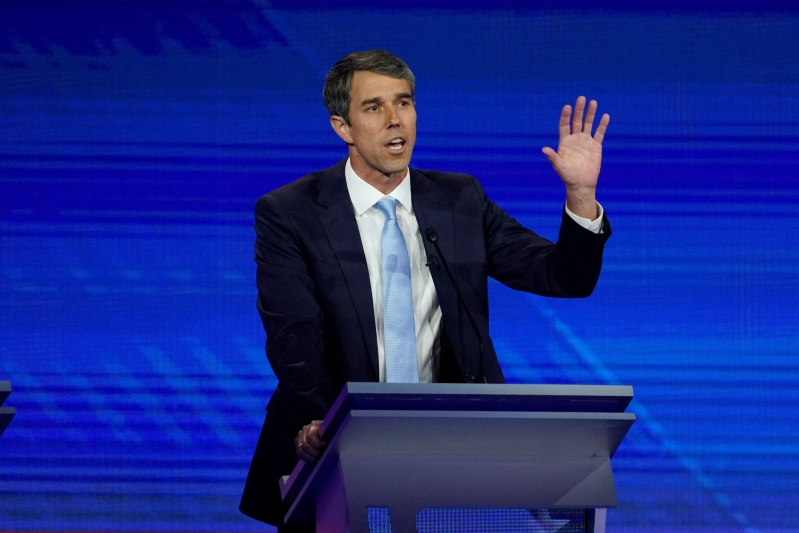 Coming for your AR-15? O'Rourke scrambles Dems' gun message