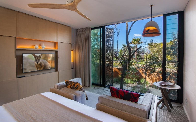 Have a Sleepover With Koalas at This Eco-Friendly Retreat at the Taronga Zoo in Sydney