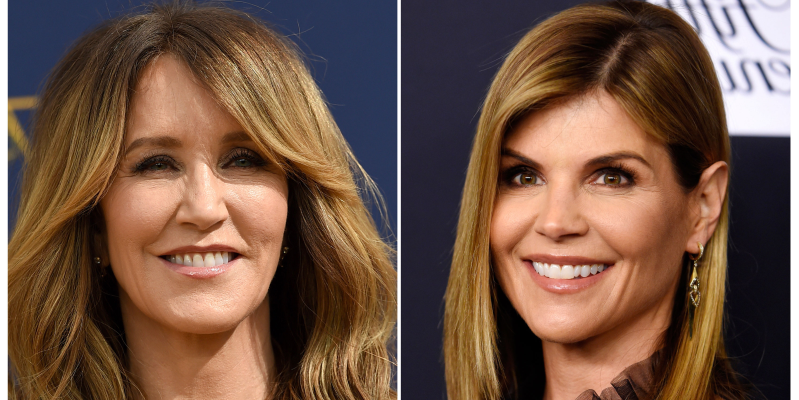 Here's why Lori Loughlin is facing up to 40 years in prison in the college-admissions scandal while Felicity Huffman, who pleaded guilty, was sentenced to 14 days