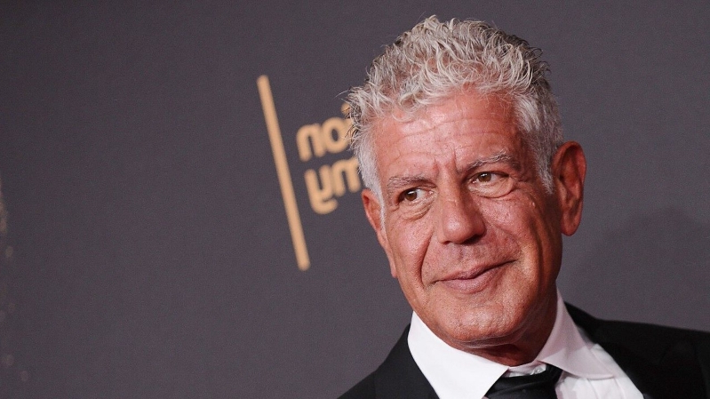 Anthony Bourdain Wins Posthumous Emmys for 'Parts Unknown'